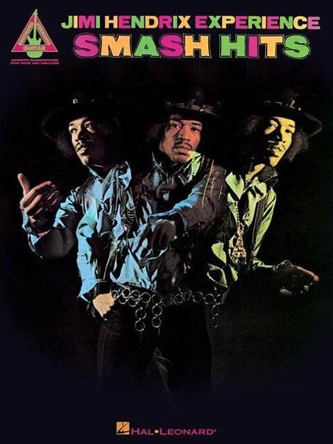 Jimi Hendrix - Smash Hits als Taschenbuch