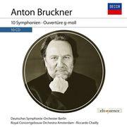 Anton Bruckner: 10 Sinfonien (Eloquence)