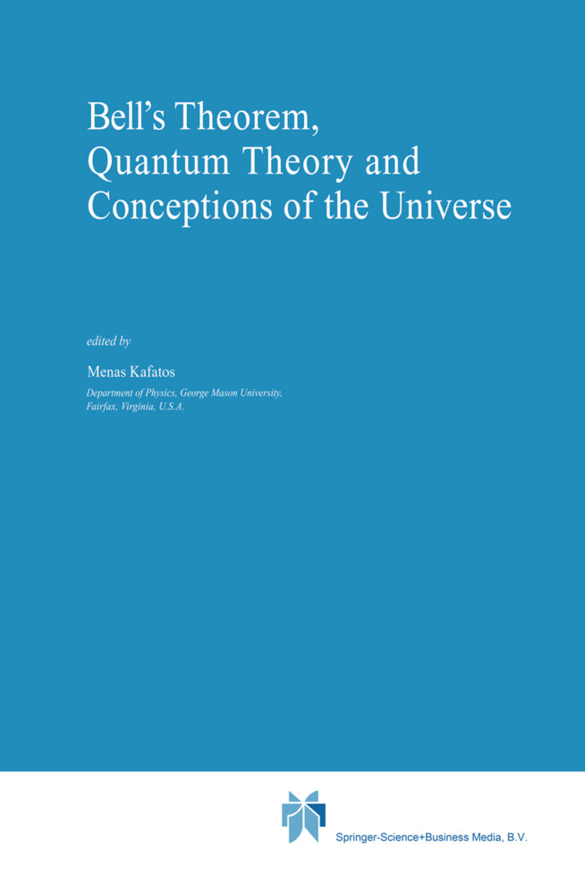 Bell's Theorem, Quantum Theory and Conceptions of the Universe als Buch