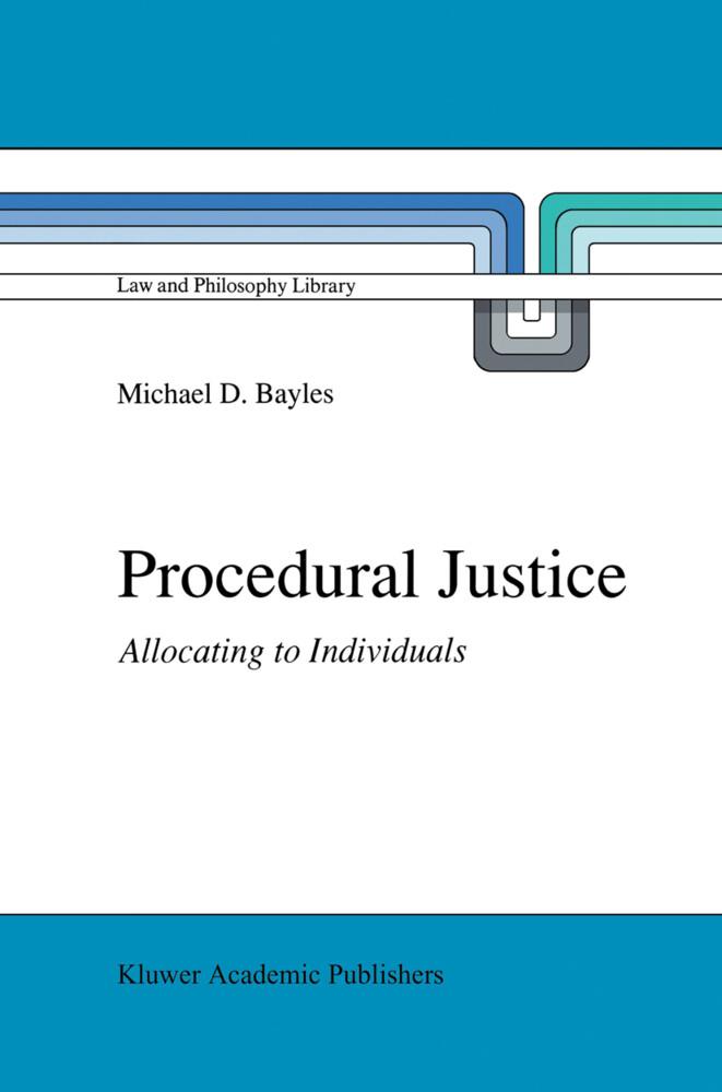 Procedural Justice als Buch