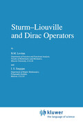 Sturm-Liouville and Dirac Operators