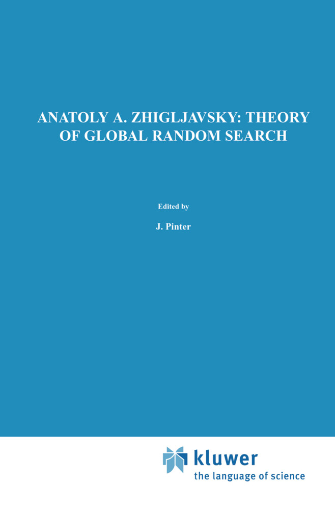 Theory of Global Random Search als Buch