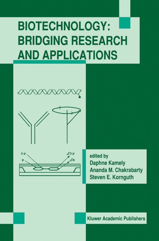 Biotechnology: Bridging Research and Applications als Buch