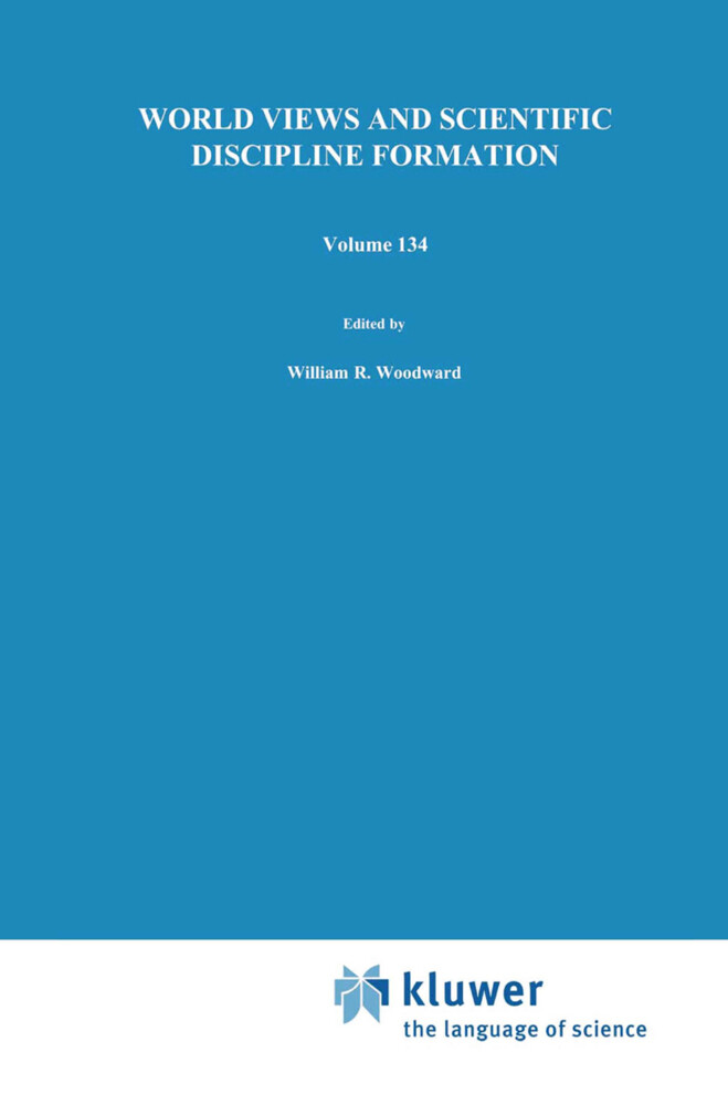 World Views and Scientific Discipline Formation als Buch
