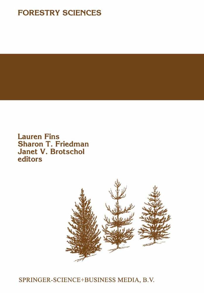 Handbook of Quantitative Forest Genetics als Buch