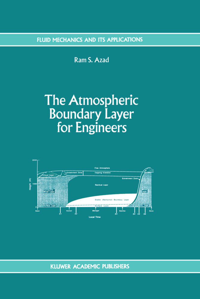 The Atmospheric Boundary Layer for Engineers als Buch
