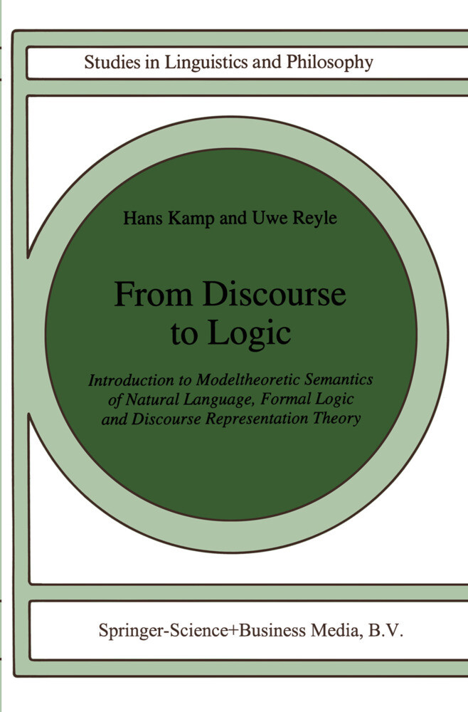 From Discourse to Logic als Buch