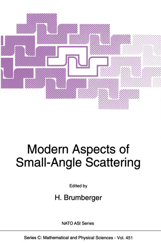 Modern Aspects of Small-Angle Scattering als Buch