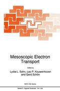 Mesoscopic Electron Transport