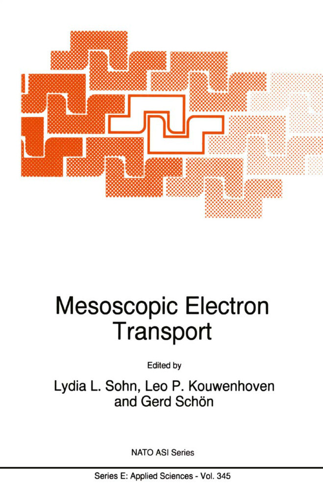 Mesoscopic Electron Transport als Buch