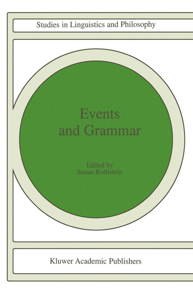 Events and Grammar als Buch
