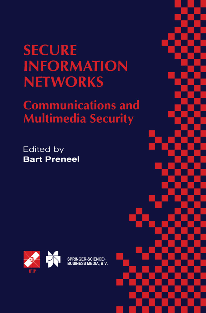Secure Information Networks als Buch