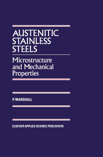 Austenitic Stainless Steels als Buch