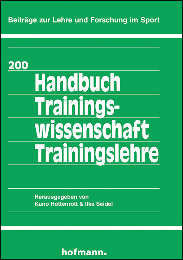 Handbuch Trainingswissenschaft - Trainingslehre...