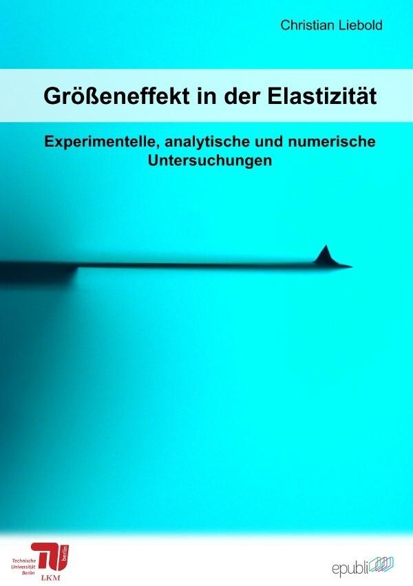 Größeneffekt in der Elastizität als Buch (kartoniert)