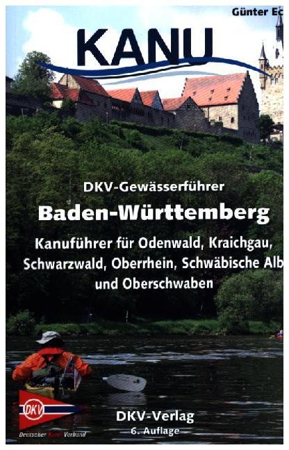 DKV-Gewässerführer Baden-Württemberg als Buch v...