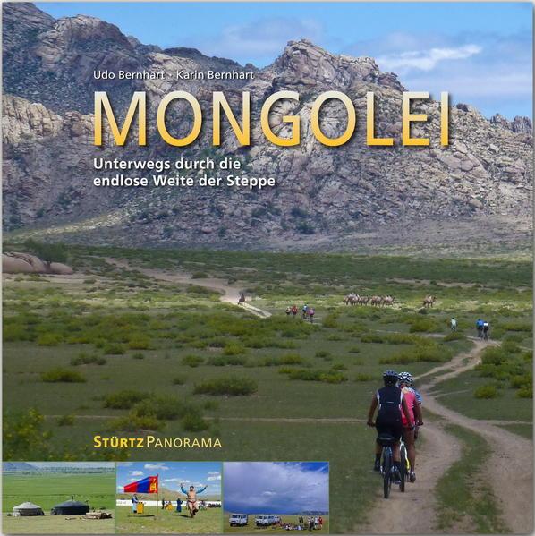 Mongolei - Unterwegs durch die endlose Weite de...