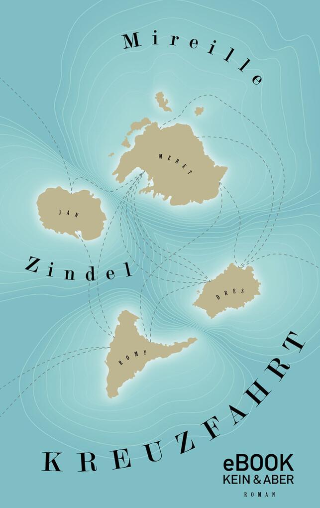 Kreuzfahrt als eBook Download von Mireille Zindel