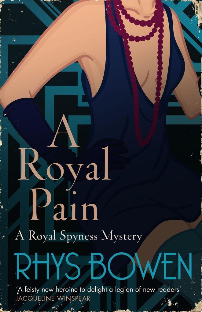 A Royal Pain als Taschenbuch