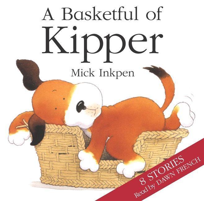 Kipper: Basketful of Kipper 8 Stories als Hörbuch CD
