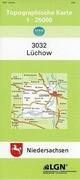 Lüchow 1 : 25 000