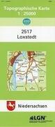 Loxstedt 1 : 25 000. (TK 2517/N)