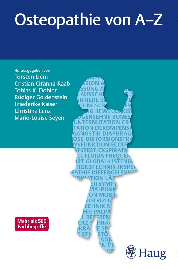 Osteopathie von A-Z als eBook Download von