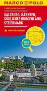 MARCO POLO Regionalkarte Österreich Blatt 2 1 : 200 000