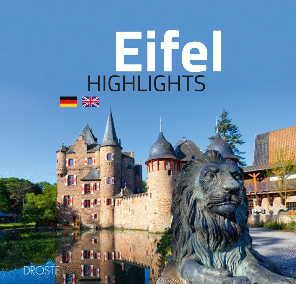 Eifel als Buch von Wolfgang Schomberg