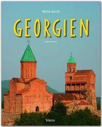 Reise durch Georgien als Buch von Walter M. Weiss