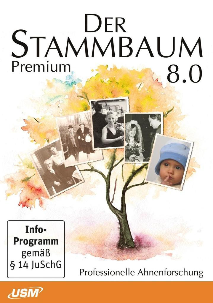 Stammbaum 8.0 Premium