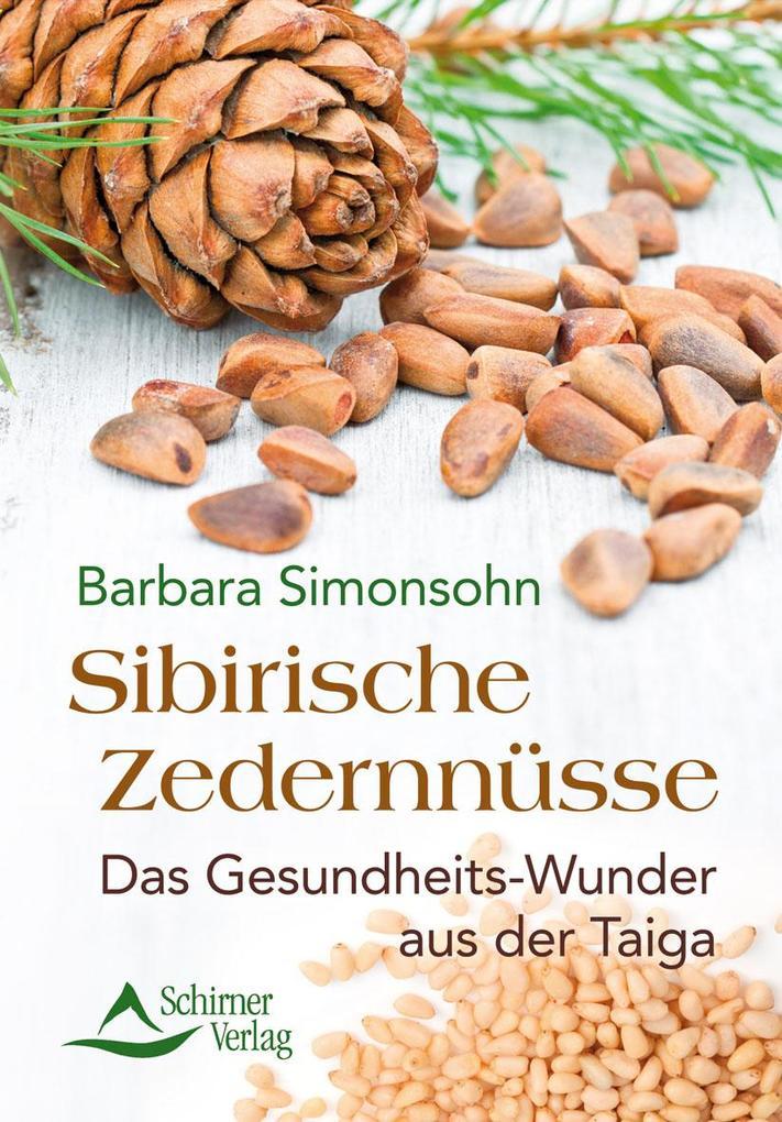 Sibirische Zedernnüsse als Buch