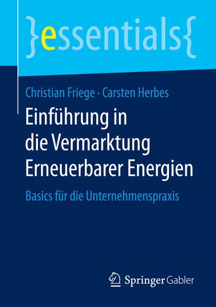 Einführung in die Vermarktung Erneuerbarer Ener...