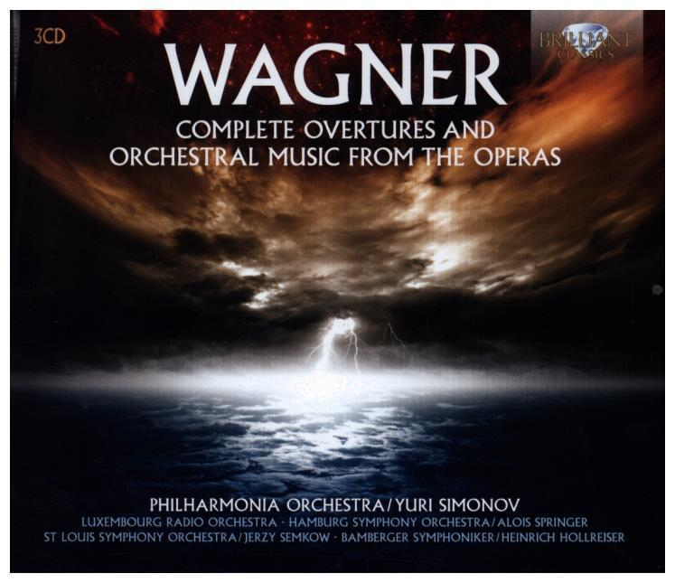 Complete Overtures and Orchestral Music from Op...
