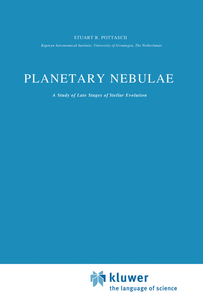 Planetary Nebulae als Buch