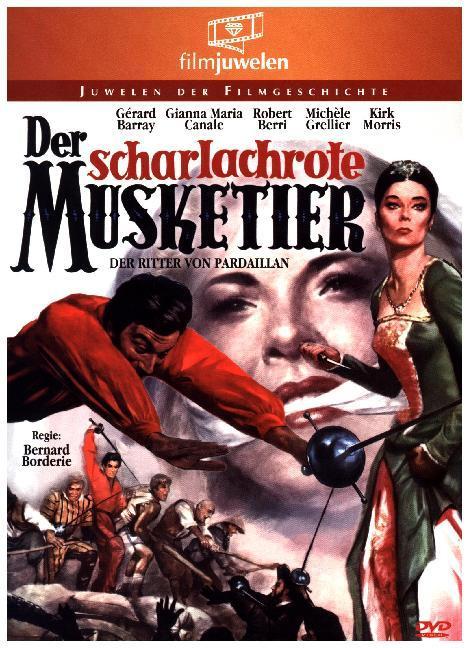 Der scharlachrote Musketier (Der Ritter von Par...