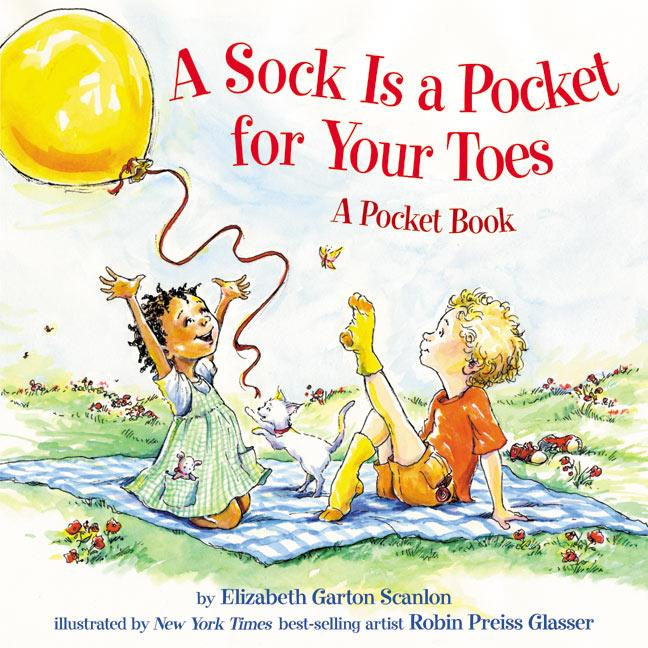 A Sock Is a Pocket for Your Toes: A Pocket Book als Buch