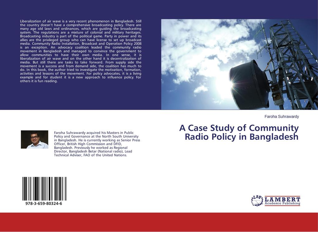 A Case Study of Community Radio Policy in Bangl...