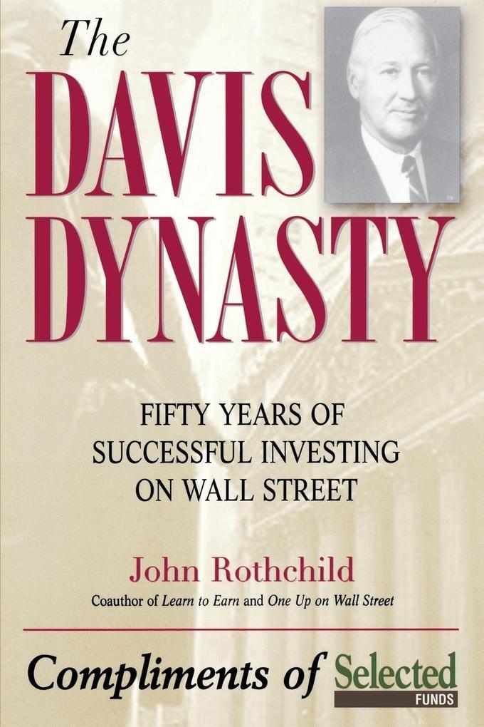 The Davis Dynasty als Buch