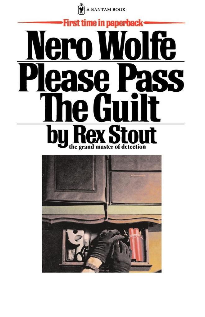 Please Pass the Guilt als Buch