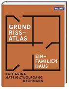 Grundriss-Atlas Einfamilienhaus