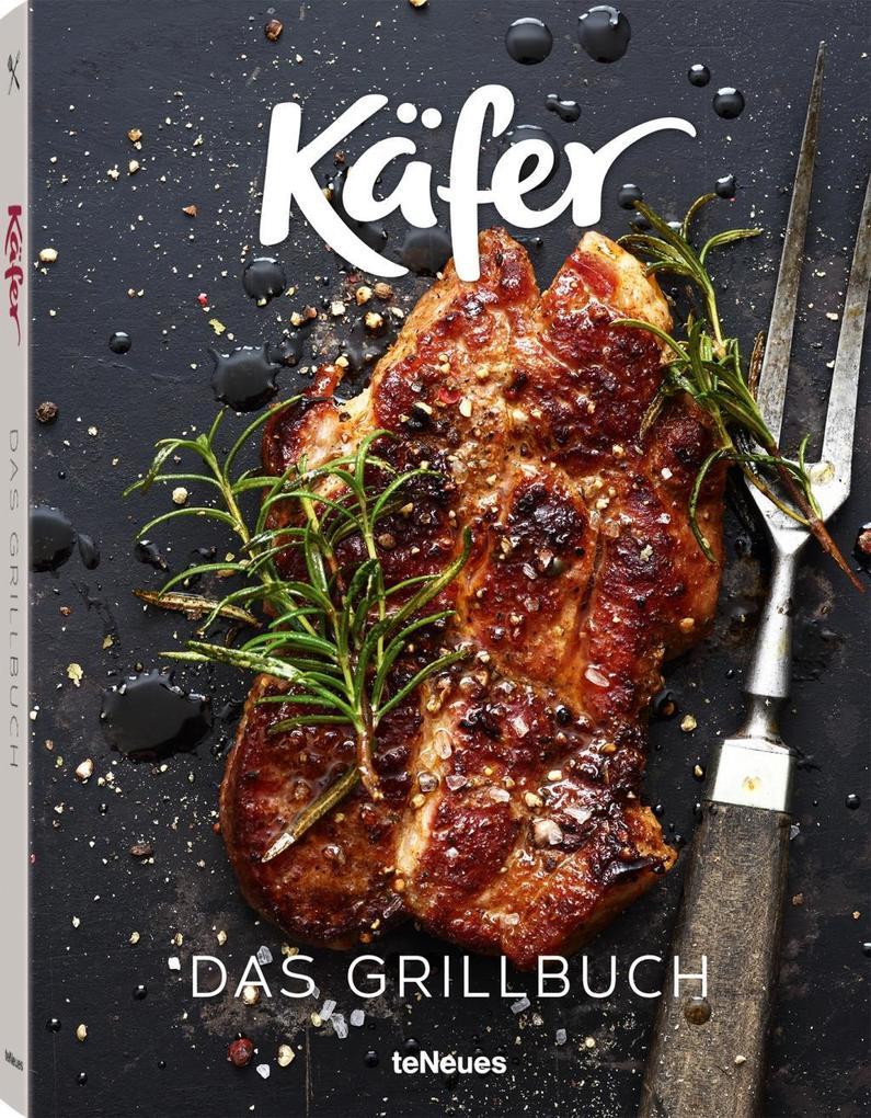 Käfer: Das Grillbuch als Buch