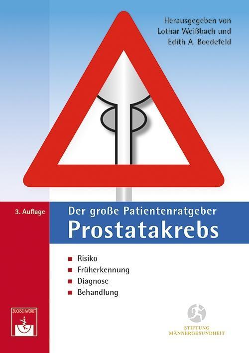 Der große Patientenratgeber Prostatakrebs als B...