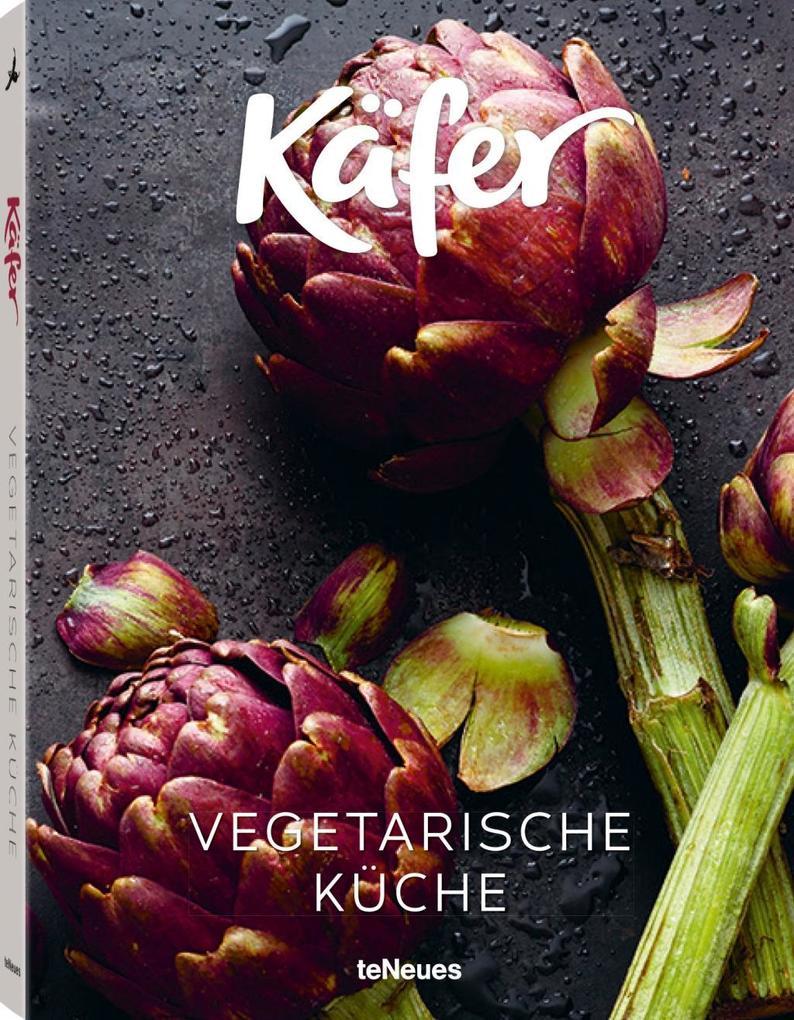 Käfer: Vegetarische Küche als Buch