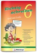 Richtig schreiben - Spaß mit Trolli, 6. Schuljahr, Druckschrift