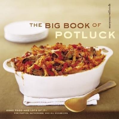 The Big Book of Potluck als Taschenbuch