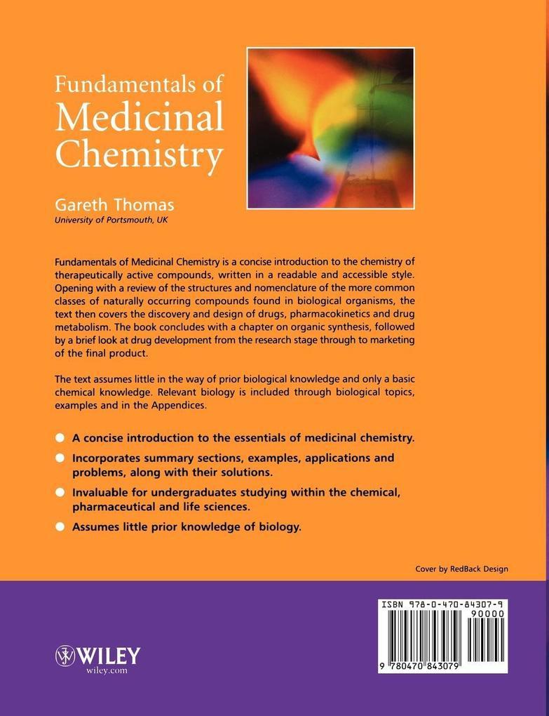 Fundamentals of Medicinal Chemistry als Buch