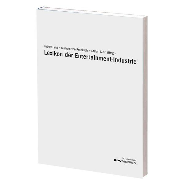 Lexikon der Entertainment-Industrie als Buch
