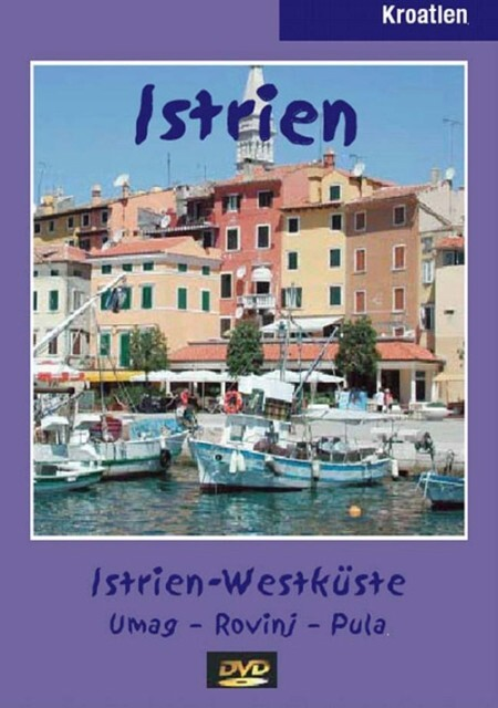 Istrien - Westküste als DVD