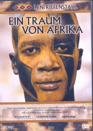 Leni Riefenstahl - Ihr Traum von Afrika als DVD